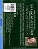Karácsonyi ének - Dickens (Hangoskönyv) DVD borító BACK Letöltése